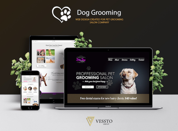Web Design - Chicago | Vessto Group