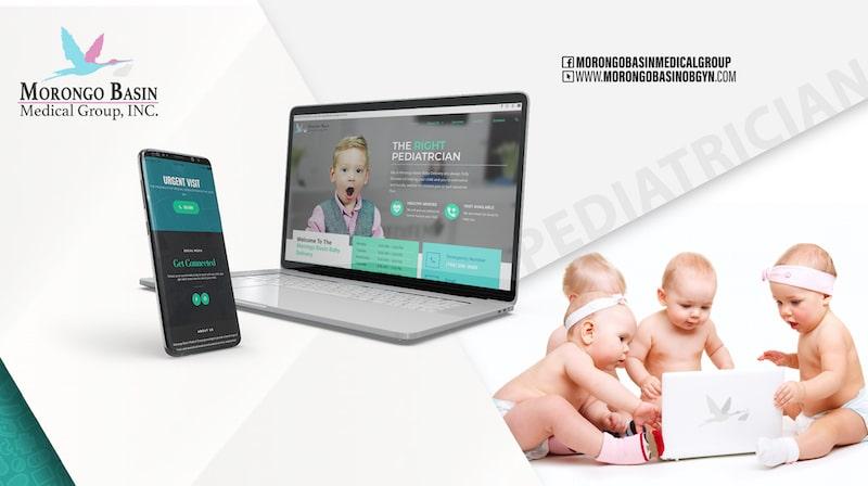 Medical Website Design